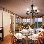 Superior King Suite Livingroom