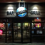 Endo's Bar & Grill Late in the Evening