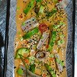 Arte en los platos