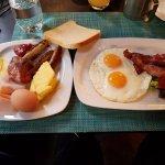 Breakfast at The Emblem