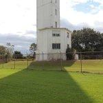 Base of lighthouse