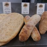 OUR SPECIALITY....VARIETY OF BREADS BAKED FRESH EVERYDAY.....