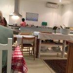 Ein 1-Raum-Restaurant