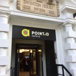 Photo of Point A Hotel, London Kings Cross St Pancras
