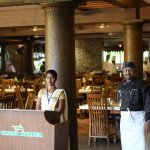 #UDS Kovalam # Grasshopper photos # Buffet Dining # CHEF KBR