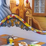 Sala de desayunos