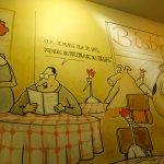 Déco du restaurant
