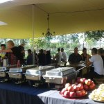 Group buffet breakfast el Fresco