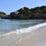 largest of Mondragos beaches.