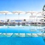 Grace Mykonos Hotel Foto