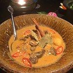 Beef Cheek Massamum Curry