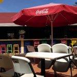 Bar at Pizza Bob´s
