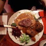 Das Fleischgericht Filetsteak und Iberico Schweinebäckchen, sowa Gutes und Zartess