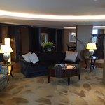 Hyatt Regency Presidential suite