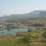 View at start of Brahmagiri trek