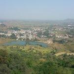 View from Brahmagiri mid trek