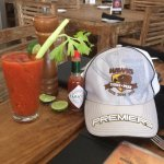 Loved the oysters Kilpatrick and have to say the best bloody marys in Bali