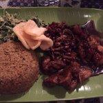 Selamat makan bij Warung Jegeg