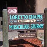 Photo of Loretto Chapel