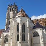 Monastère royal de Brou (vue extérieure)