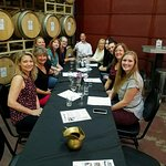 Sitting Tasting at Denver Winery