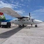 Air Seychelles transport to Praslin
