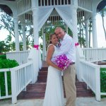 October 14th wedding at Gazebo by beach
