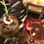 Try our Halloween special cocktail n' mocktail