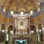 Sanctuary of the Madonna of the Rosary Foto