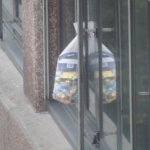 Guests have resorted to hanging bags of food outside windows due to lack of fridges
