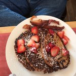 Killer French Toast and don't forget the bacon