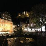 Abendstimmung in Monschau
