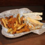 The Turkey New Yorker with our hand cut boardwalk fries!