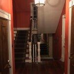 Hallway near room 4