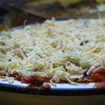 Vegetarian lasagna we made and ate