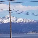 Montañas de Chile y Canal Beagle