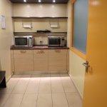 Microwave Room