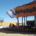 lovely exprience in thet desert morroco