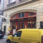 Photo de Spinoza Cafe