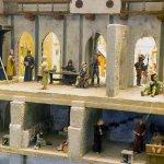 Darstellung von Foltermethoden im Mittelalterlichen Kriminalmuseum