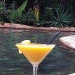 A delicious Mango Margarita
