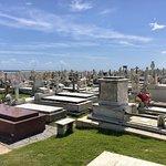 San Juan Cemetery Foto