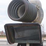 Southwold Pier tunnelling telescope