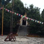 Minorities Village -- church