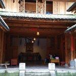Minorities Village -- courtyard house