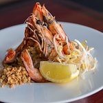 It's very fresh & nice mooloolaba local Prawn with yummy Pad Thai.