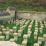 Steam baths ruins