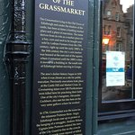 a little history of the Grassmarket
