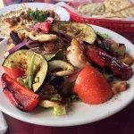 Ephesus Sea Food Salad