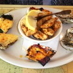 The Oyster Combo Specials is an icon at Suicide Bridge.